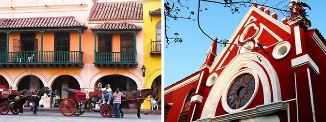Plaza De Los Coches - Plaza De San Diego - Hoteles en Cartagena