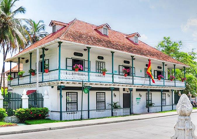 Casa Museo Rafael Núñez - Museos en Cartagena de Indias