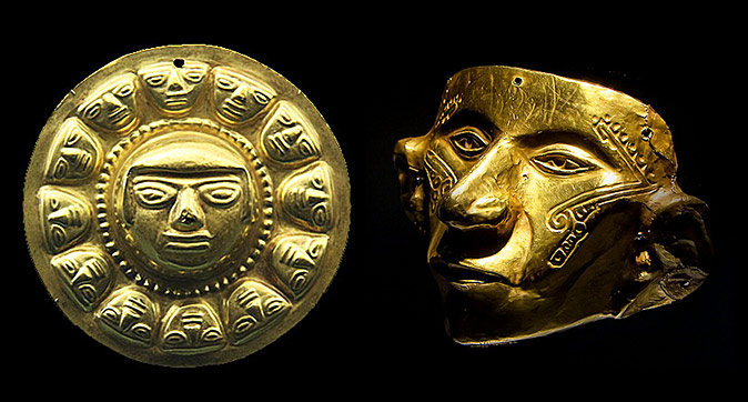 Museo Del Oro Zenú di Cartagena - Museos en Cartagena
